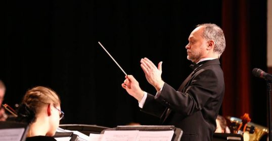 George Dougherty Conducting